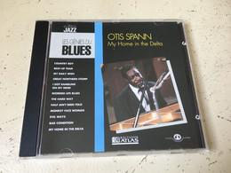 BLUES 2- Les Génies Du Blues - OTIS SPANN - Blues