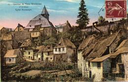 CORREZE Quartier Du Vieux Treignac  Eglise Paroissiale - Treignac