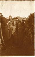 PHOTO ALLEMANDE - SOLDATS AU CAMP DES ROMAINSPRES DE SAINT MIHIEL - MEUSE - GUERRE 1914 1918 - 1914-18