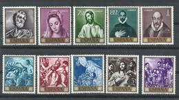 ESPAÑA   EDIFIL  1330/39   MNH  ** - 1931-Hoy: 2ª República - ... Juan Carlos I