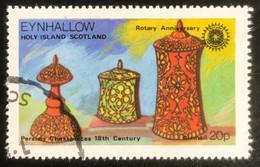 Eynhallow - Schotland  - P3/12 - (°)used - 1976 - Rotary - Scozia