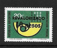 ARGENTINE 1975 COURANT  YVERT N°1028 NEUF MNH** - Argentina