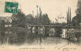 LA SARTHE AU MOULIN AUX MOINES - Andere Gemeenten