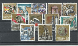 ESPAÑA   EDIFIL  1353/64   MNH  ** - 1931-Hoy: 2ª República - ... Juan Carlos I