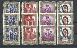 ESPAÑA   EDIFIL  1365/68  ( 3 SERIES)   MNH  ** - 1931-Hoy: 2ª República - ... Juan Carlos I