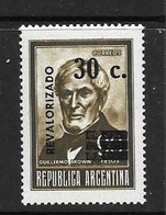ARGENTINE 1975 COURANT  YVERT N°1030 NEUF MNH** - Argentina