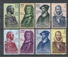 ESPAÑA   EDIFIL  1374/81   MNH  ** - 1931-Hoy: 2ª República - ... Juan Carlos I
