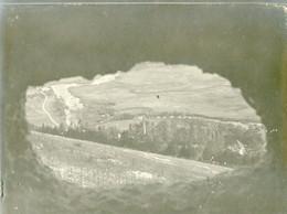 PHOTO ALLEMANDE - PANORAMA PRIS DU CAMP DES ROMAINS SUR MOULIN PICHAUMEY ET LA MEUSE PRES DE SAINT MIHIEL - 1914 1918 - 1914-18