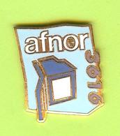 Pin's Afnor 3616 - 6D20 - Marche