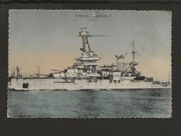 """Bateau De Guerre /  Cuirassé """" Lorraine  """" - Guerra"""