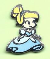 Pin's BD Disney Princesse Cendrillon - 6D21 - Disney