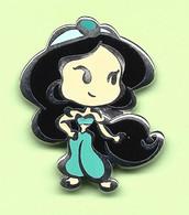 Pin's BD Disney Princesse Jasmine - 6D22 - Disney