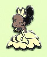 Pin's BD Disney Princesse Tiana - 6D25 - Disney