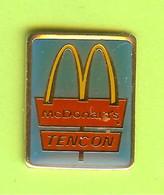 Pin's Mac Do McDonald's Tencon - 6D26 - McDonald's