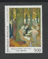 Timbre - 1993 -   N°2832 - Série Artistique 50éme Anniversaire De La Mort De Maurice Denis -   Neuf Sans Charnière - Frankreich