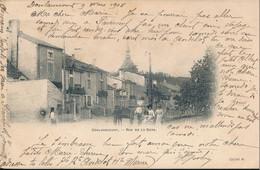52) Doulaincourt : Rue De La Gare (1905) - Doulaincourt