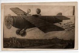 Montage Photo - Souvenir De L'Exposition Des Arts Décoratifs 1925 -Paris-carte Photo - Unclassified