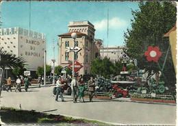 Bari (Puglia) Fiera Del Levante, Padiglioni Banco Di Napoli E Lanerossi, Foire Du Levant, Levant Fair - Bari