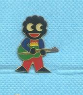 Pins Musique Guitariste Z386 - Musica