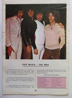 401 - Revue Big Ben 1974 - Reine Elisabeth - Lady Jane Wellesley - Les Who - Cultural