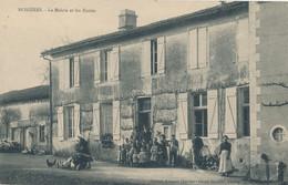 52) Rosières : La Mairie Et Les écoles (1909) (Sommevoire) - Altri Comuni