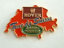 Pin's ROVER / LAND ROVER - TOUR DE SUISSE - Sonstige