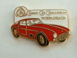 Pin's FERRARI - CLASSIC CAR CAVALLINO - WIEDLISBACH - Ferrari