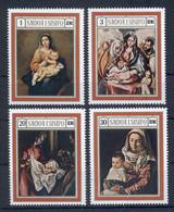 SAMOA * 1969 * Complete Set 4 Stamps * MNH** Christmas - Mi.No 206-209 - Samoa