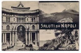 Saluti Da Napoli /P804/ - Napoli