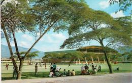 CPSM  MEDELLIN : Coliseo Cubierto - Affr Philatélique - Colombie