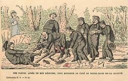 Themes Div-ref FF545-illustrateurs -illustrateur  Lavrate -religion -christianisme -humour Anticlerical -curés -curé - - Humor
