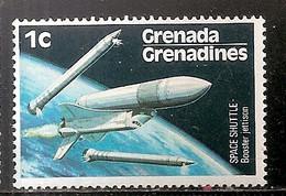 GRENADE       OBLITERE - Grenada (1974-...)