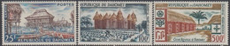 Dahomey  1960 Public Buildings-Edifices Publiques-Öffentliche Gebäude ** - Timbres