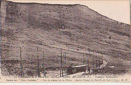 """Ascain   1288        Tramway Funiculaire. Station Des """"Trois Fontaines"""" ..... - Ascain"""
