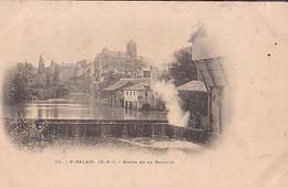 St Palais   1289       Bords De La Bidouze ( Nuageuse ) - Saint Palais