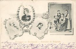 Servië Servia - Belgrade Belgrado Beorpada - 1899 - Serbia