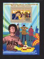 Paul McCartney, (The Beatles) - Music Stamp - MNH (Guinea 2012) (1W1107) - Music