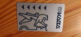 KABA Hotel Key Card - Chiavi Elettroniche Di Alberghi