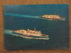 TOR LINE TOR ANGLIA + TOR HOLLANDIA CROSSING - OFFICIAL - Ferries