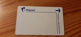 Ving Card Hotel Key Card - Chiavi Elettroniche Di Alberghi
