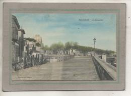 CPA - (30) BEAUCAIRE - Aspect De La Rue De La Banquette Près Du Rhône Au Début Du Siècle - Beaucaire
