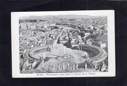95803     Italia,   Roma,   Panorama  Visto  Dalla Cupola Di  S.  Pietro,  NV - Panoramic Views