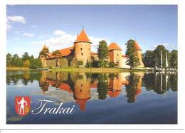 Trakai   Castle - Litauen