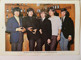 403 - Revue Big Ben 1974 - Druides De Stonehenge - Jim Clark - Rolling Stones - Cultural