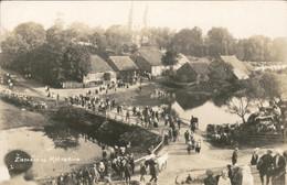 Litouwen Lithuania - Ziemaiciu Kalvarija - Photocard Fotokaart - 1927 - Lituania