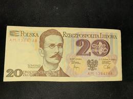 20 Zlotych -poland - Polonia