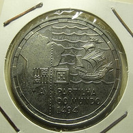 Portugal 200 Escudos 1994 A Partilha Do Mundo - Portogallo