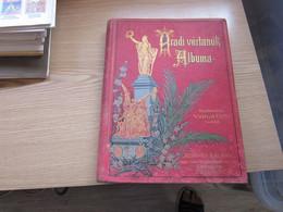 Az Aradi Vertanuk Albuma Varga Otto 246 Pages Big Book - Books, Magazines, Comics