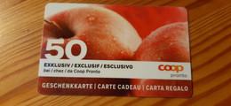 Coop Gift Card Switzerland - Fruit - Gift Cards