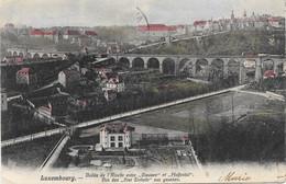 Luxembourg NA5: Vallée De L'Aluette Entre Clausen Et Pfaffental 1907 - Luxemburg - Town